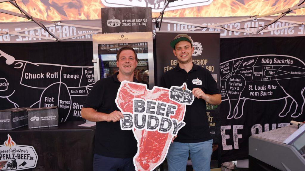 Beef Buddy: Johannes und Max Lotter
