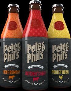 Fleischsmoothie von Pete & Phil's